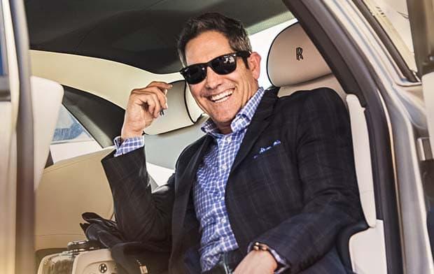 El empresario Grant Cardone