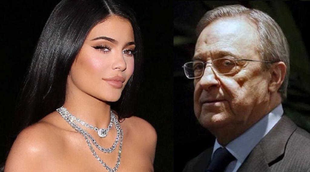 Quién tiene más dinero Kylie Jenner o Florentino Pérez