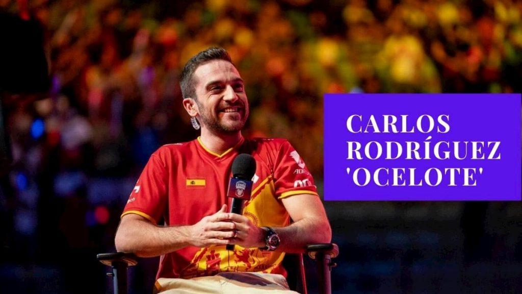 Carlos Rodríguez Ocelote