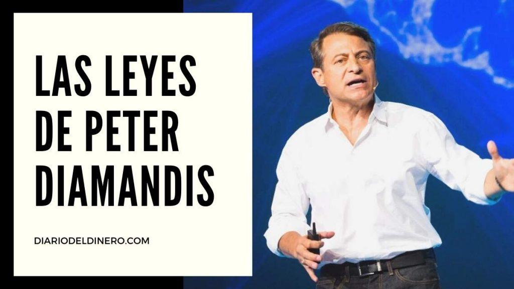 LAS LEYES DE PETER DIAMANDIS