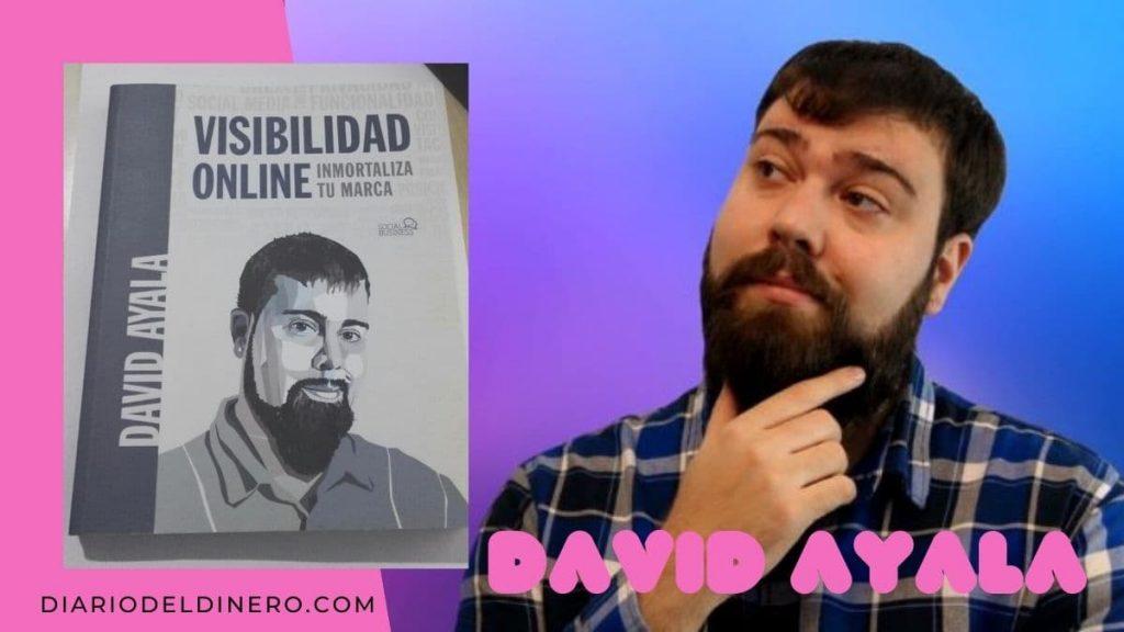 Visibilidad Online de David Ayala