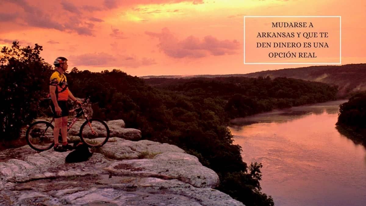 mudarse a Arkansas