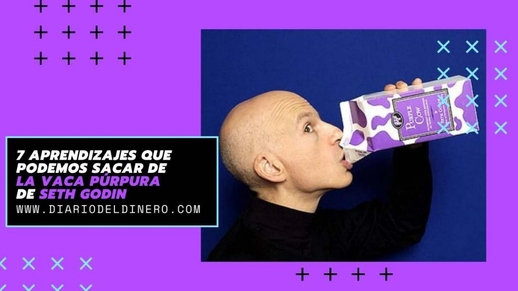 La Vaca Púrpura de Seth Godin