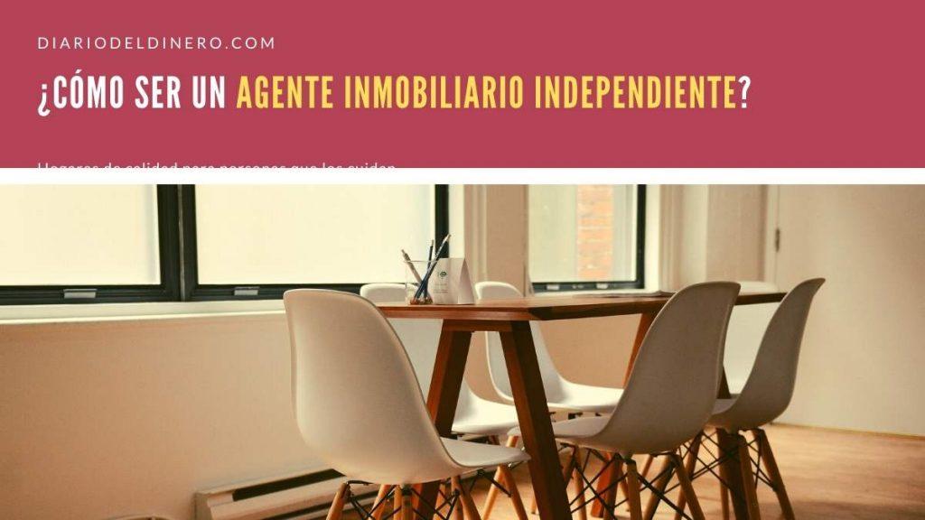 Cómo ser un agente inmobiliario independiente