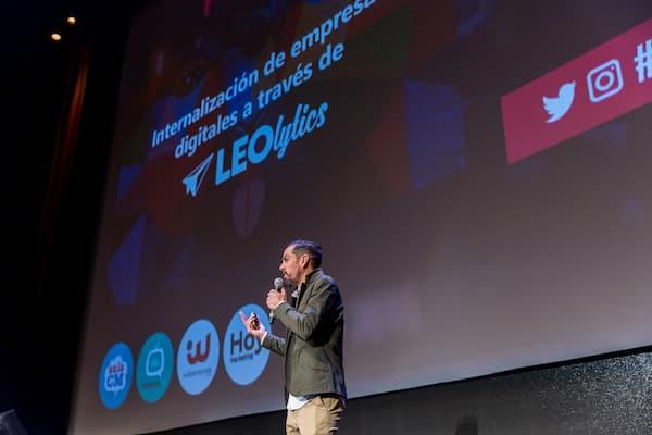 Entrevista a Jesús Alfaro (co-fundador de Leolytics) sobre Linkbuilding destinado a empresas