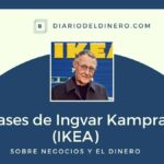 5 frases de Ingvar Kamprad (IKEA) sobre negocios y dinero